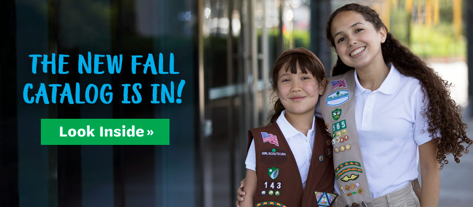 Girl Scout catalog
