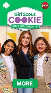 Food Network Girl Scout Cookie Championship