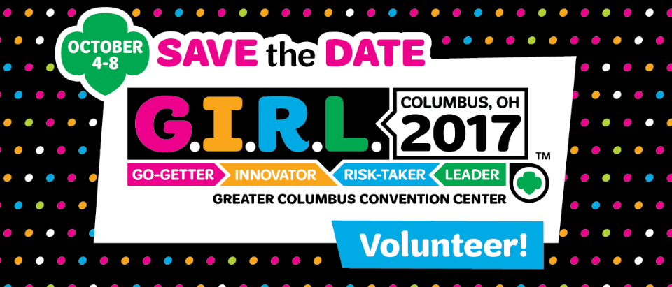 G.I.R.L. 2017 image linked to convention registration