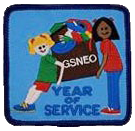 Year of Service