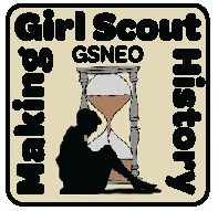 Making Girl Scout History Patch