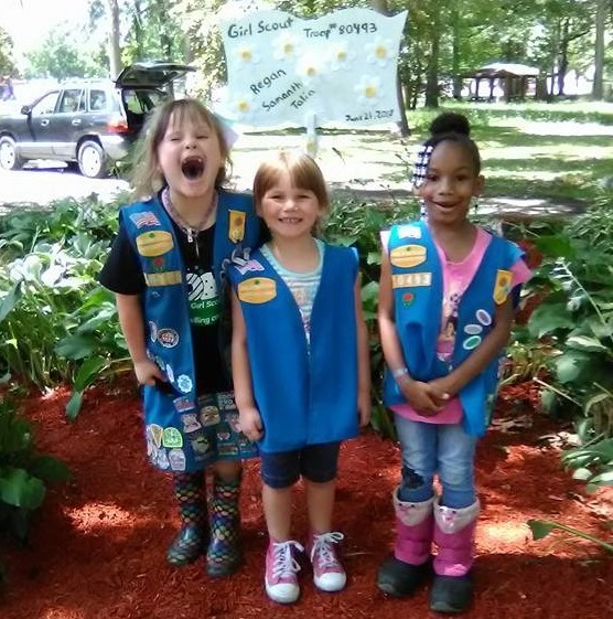 Girl Scout Troop Spruces Up Local Park image newsroom